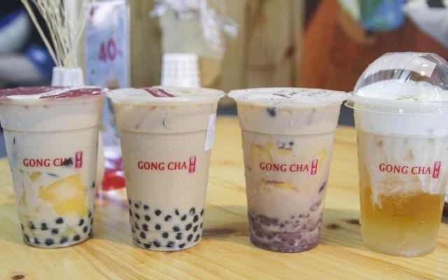 Trà Sữa Gong Cha - 貢茶 - Nguyễn Huệ ở Huế