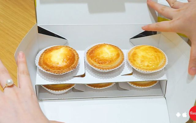Eden Cheese Tart - Vincom Center ở TP. HCM