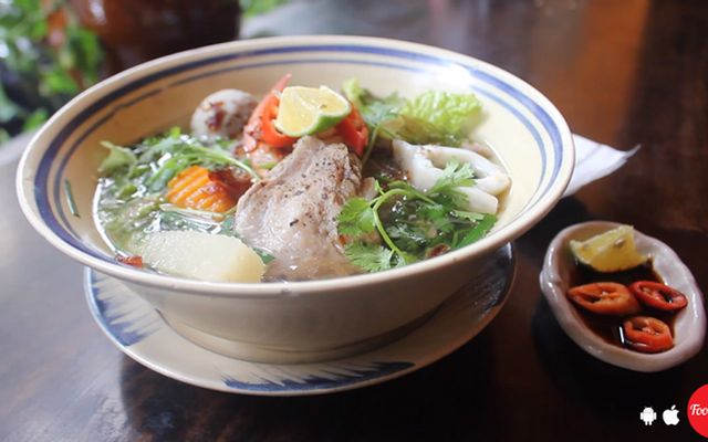 83D Bùi Thị Xuân Quận 1 TP. HCM
