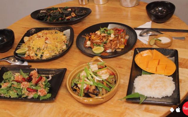 Kaffir - Thai Foods ở TP. HCM