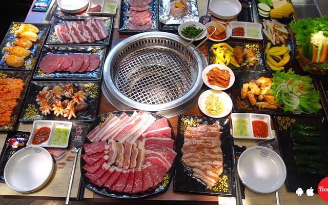 King BBQ Buffet Hồ Tùng Mậu ở TP. HCM
