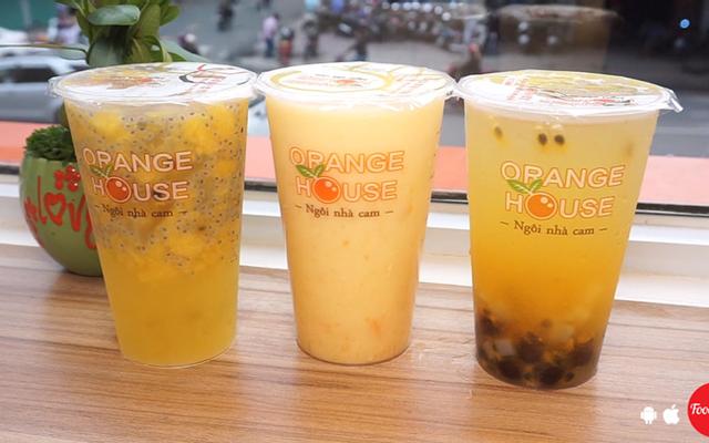 Orange House - Trà Trái Cây Tươi - Nguyễn Văn Cừ ở TP. HCM