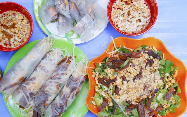 Nem Nộm Gia Truyền Hoa Mai - Thành Công ở Hà Nội