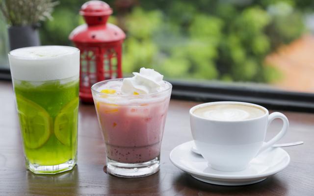 Còng Cafe & Fastfood ở Hà Nội