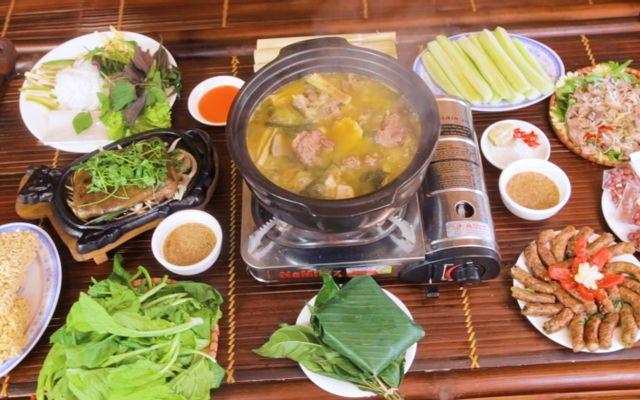 Dê Núi 9 - Công Viên Thiên Đường Bảo Sơn ở Hà Nội