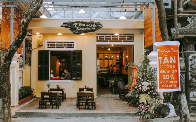 Tân Cafe - Phạm Hồng Thái ở Huế