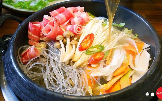 GoGi House - Nướng Hàn Quốc - Ngụy Như Kon Tum ở Hà Nội
