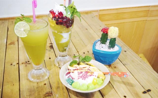 Hạt Dẻ Cười Fastfood & Drink ở Hà Nội