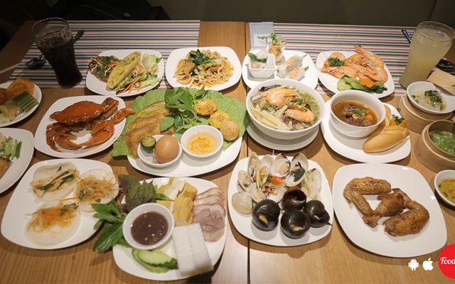 Hoàng Yến Buffet - Cao Thắng Mall ở TP. HCM