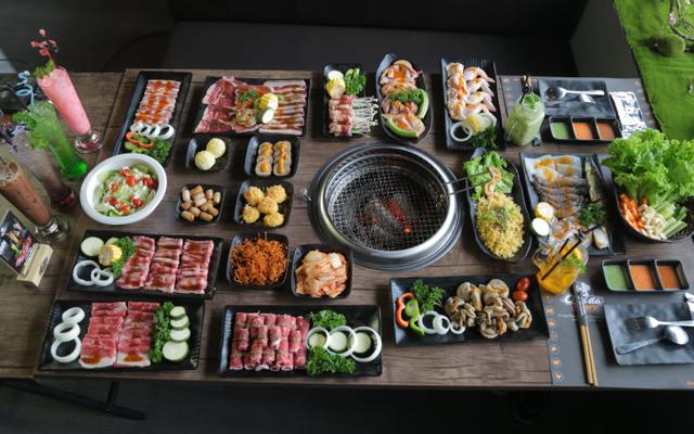 Quá Đã BBQ - Buffet & Lẩu ở TP. HCM