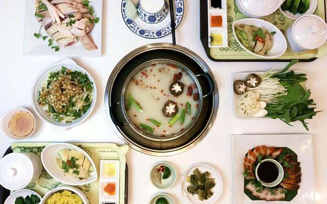 Cơm Gà Đệ Nhất ở Hà Nội