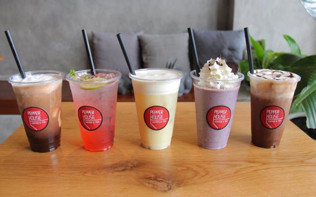 Pepper House Coffee & Tea ở TP. HCM