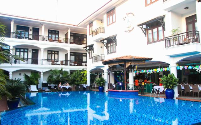 Le Domaine De Cocodo - Cafe - Bar & Nhà Hàng - Hàm Nghi ở Huế