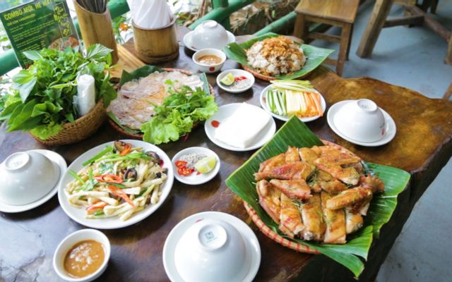 Tân Lương Sơn Quán - Lẩu & Nhậu Các Món ở Hà Nội