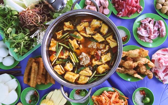 Thìn Béo - Lẩu Riêu Cua ở Hà Nội