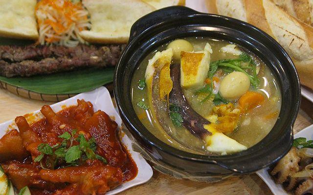Ăn Vặt 3Colu - Hà Huy Tập ở Đà Nẵng