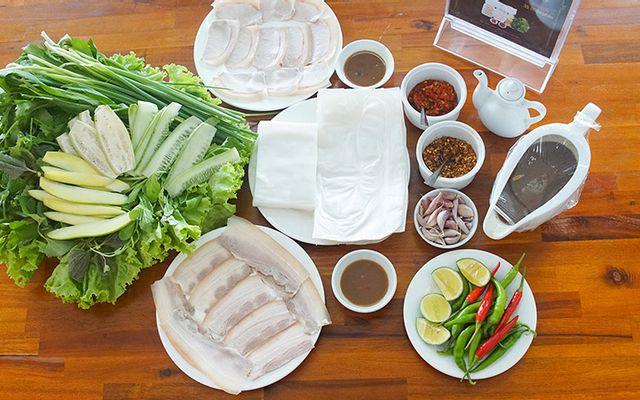 Mì Xứ Quảng & Bánh Tráng Thịt Heo Hạnh - Trưng Nữ Vương ở Đà Nẵng