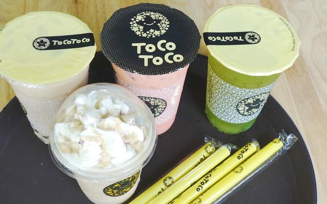 Trà Sữa Tocotoco - Kim Mã ở Hà Nội