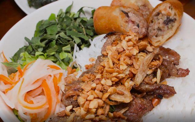 Vị Sài Gòn - Bún Thịt Nướng ở TP. HCM